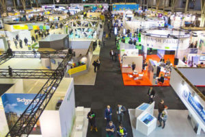 Exhibitions event management agency