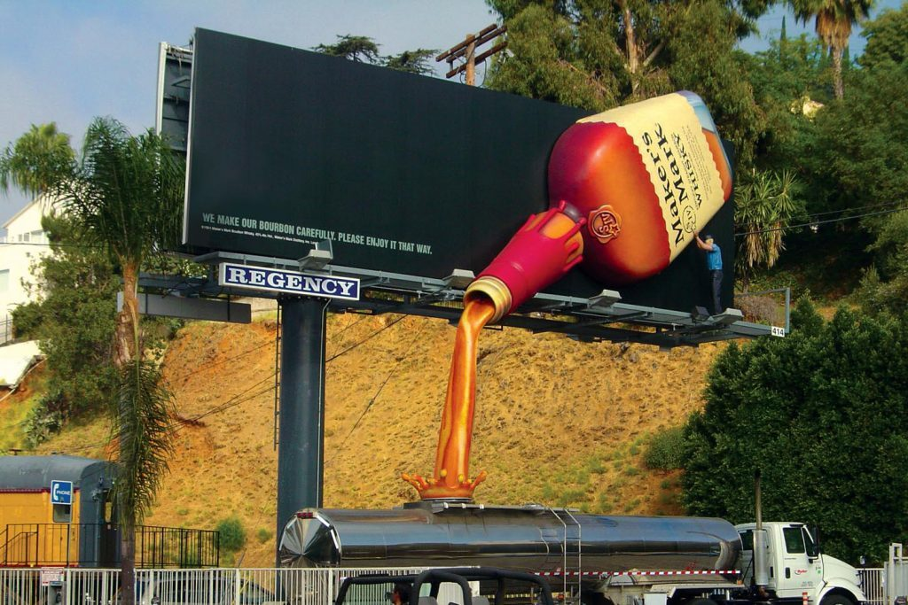 Billboard Advertisement