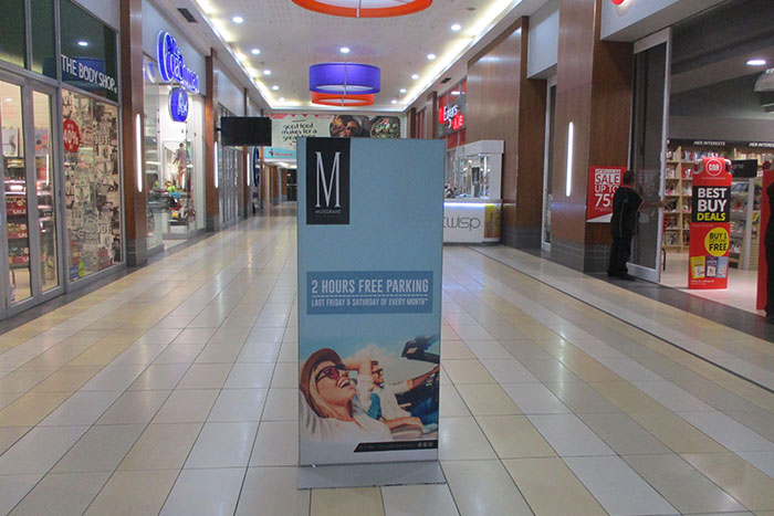Mall Advertising Ideas